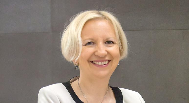 Frédérique Jeske, directrice générale de la Ligue contre le cancer
